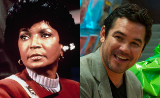 <em>Star Trek</em>'s Nichelle Nichols and Superman Dean Cain to Appear in Upcoming Episodes of <em>Comic Book Men</em>