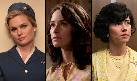 Take a Look Back at Don Draper's Women Then Find Out Which One You Might Be