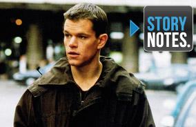 Story Notes for <em>The Bourne Identity</em>