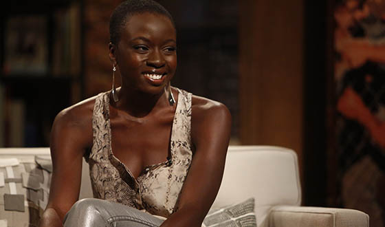 <em>Talking Dead</em> Returns This Sunday With Guests Greg Nicotero and Danai Gurira