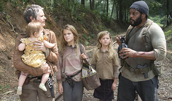 Michael Cudlitz Discusses Abraham; Gale Anne Hurd Previews the Rest of Season 4