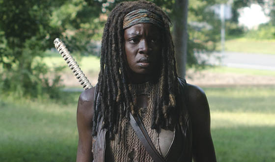 Michonne (Danai Gurira) - The Walking Dead