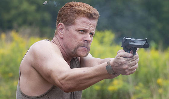 Abraham Ford (Michael Cudlitz) - The Walking Dead