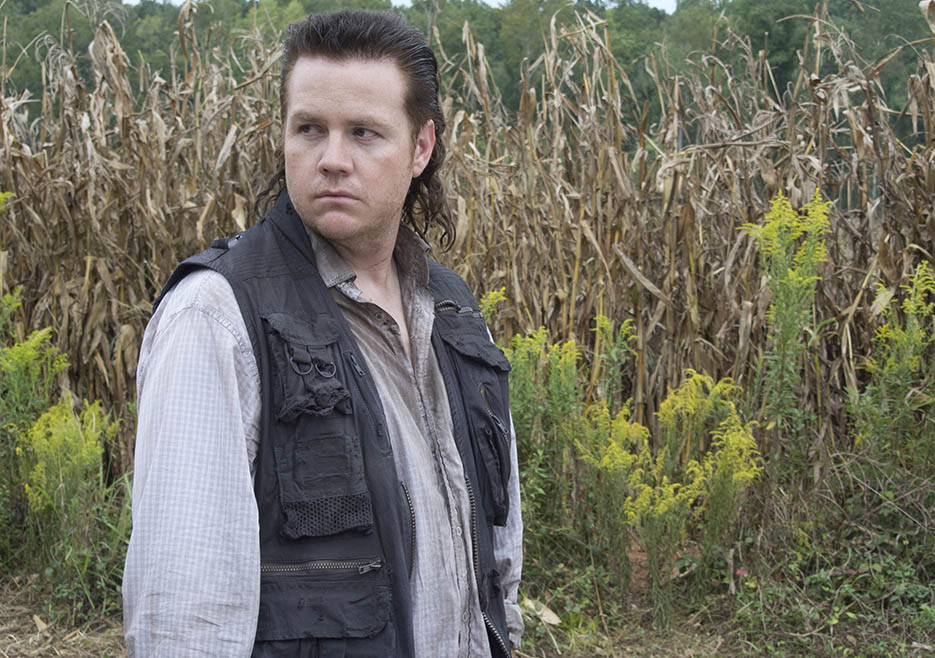 Dr. Eugene Porter (Josh McDermitt) in Episode 11 of The Walking Dead