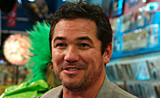 <em>Comic Book Men</em> Q&#038;A &#8211; Dean Cain