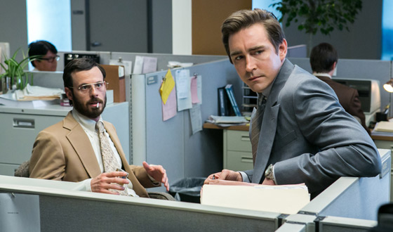AMC Announces June 1 Premiere Date for New Drama Series <i>Halt and Catch Fire</i>