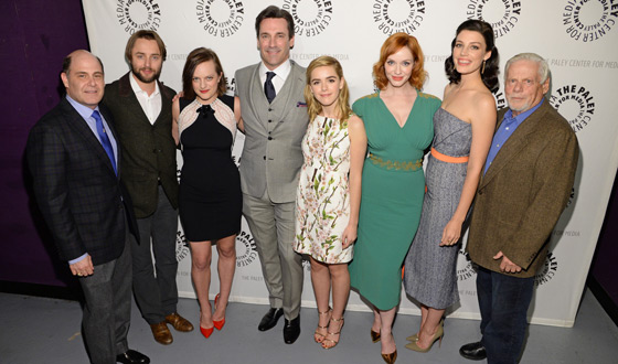 Photos &#8211; <em>Mad Men</em> Cast at PaleyFest 2014