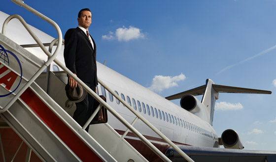 Video &#8211; <em>Mad Men</em> Takes Off, a First Look at the Final Season