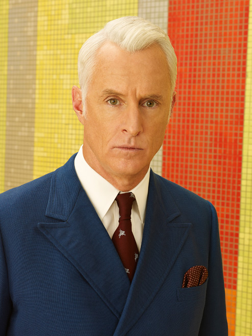 Roger Sterling (John Slattery) of Mad Men