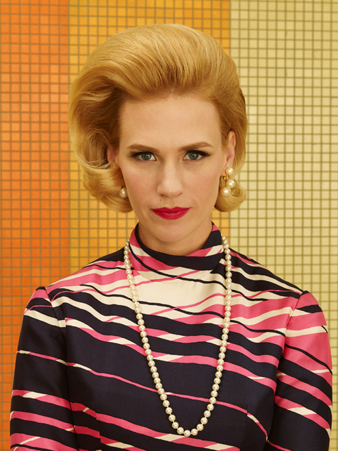 Betty Francis (January Jones) of Mad Men