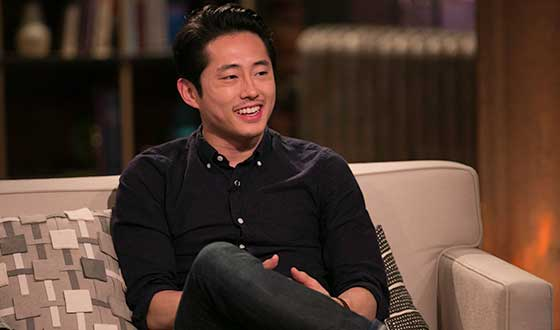 <em>Talking Dead</em> Is All-New This Sunday With Guests Steven Yeun and Josh McDermitt