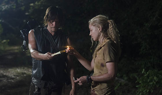 Norman Reedus Talks &#8220;Still&#8221; With <em>THR</em>; Emily Kinney Takes <em>EW&#8217;</em>s Pop-Culture Personality Test