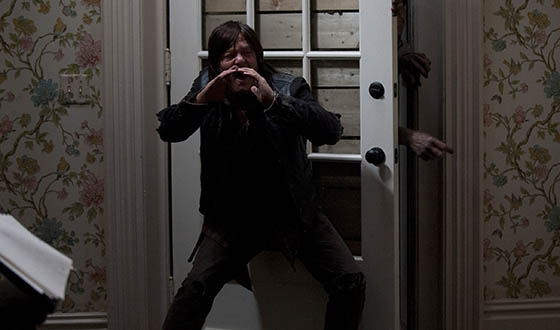 Robert Kirkman, Lauren Cohan Talk &#8220;Alone&#8221;; Norman Reedus Appears on <em>Tonight Show</em>