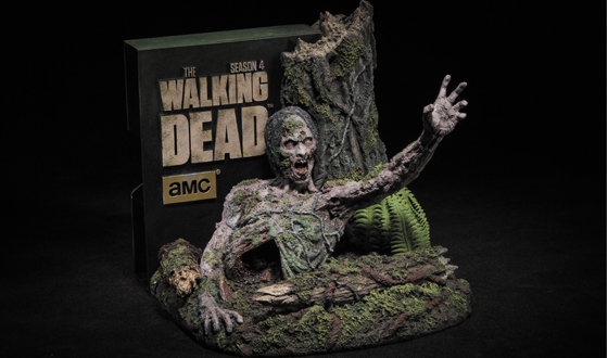 <em>The Walking Dead</em> Season 4 DVD and Blu-Ray Now Available for Pre-Order