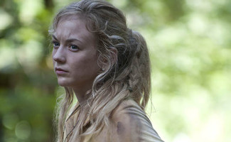 Beth Greene (Emily Kinney) in The Walking Dead