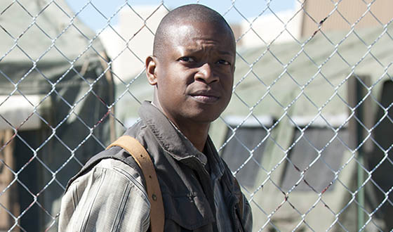 Q&A – Lawrence Gilliard Jr. (Bob Stookey)