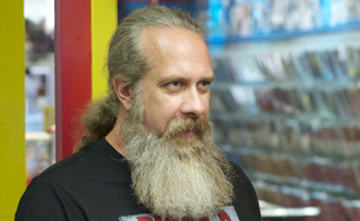 <em>Comic Book Men</em> Q&#038;A &#8211; Bryan Johnson