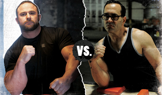<em>Game of Arms</em> Poll &#8211; Who Should Win in a Battle Between Dave Chaffee and Kevin Nelson?