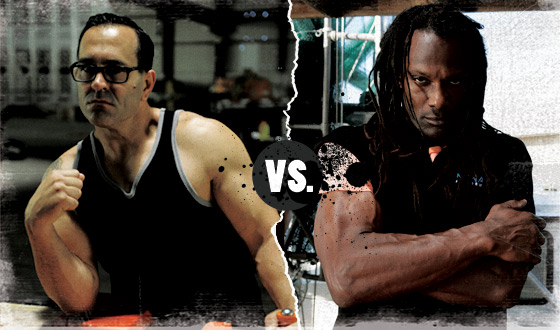 <em>Game of Arms</em> Poll &#8211; Who Should Win in a Battle Between Kevin Nelson and Cobra Rhodes?
