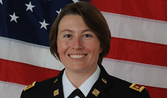 <em>TURN</em> Q&#038;A — Major Adrienne Harrison (Professor of American History at West Point)