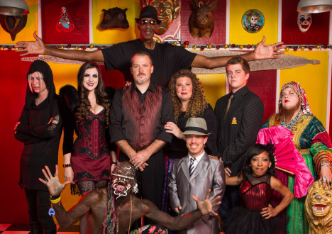 Freakshow Season 2 Cast Photos