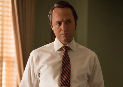 Pete Campbell (Vincent Kartheiser) in Mad Men