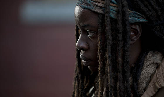 Danai Gurira Teases &#8220;Dire&#8221; Season 5; Robert Kirkman Talks Negan With <em>MTV</em>