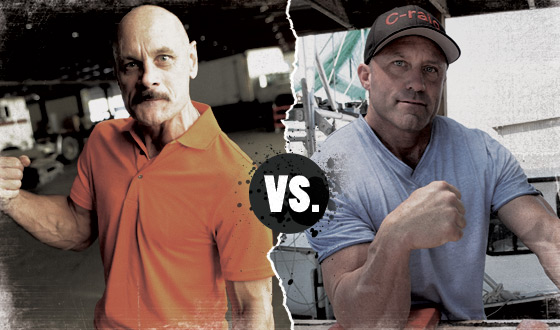 <em>Game of Arms</em> Poll &#8211; Who Should Win in a Battle Between Allen Fisher and Craig Tullier?