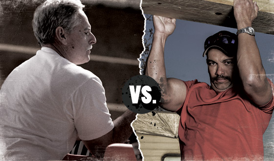 <em>Game of Arms</em> Poll &#8211; Who Should Win in a Battle Between Randy Weaver and Ray Hennerichs?