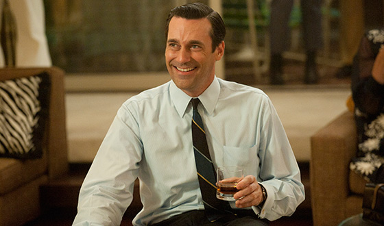 Count Down to the <em>Mad Men</em> Season 7 Premiere With a 200-Gallon Cocktail