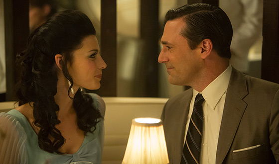 <em>Mad Men</em> Season 7 Premiere Full Episode Now Available on www.amc.com