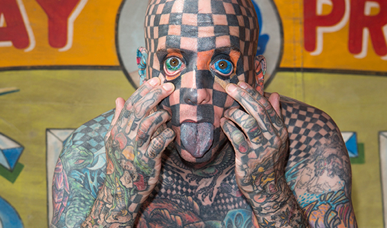 Freakshow Q&A – Matt Gone
