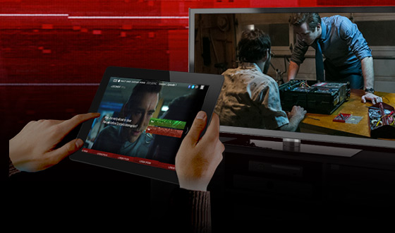 Story Sync Makes <em>Halt and Catch Fire</em> an Interactive Two-Screen Experience
