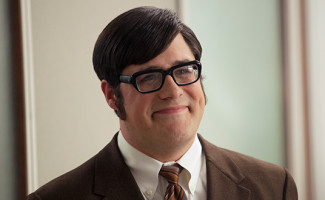Harry Crane (Rich Sommer) on Mad Men