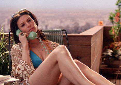 Megan Draper (Jessica Paré) in Episode 7 of Mad Men