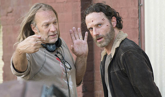 Dispatches From the Set – Executive Producer and Special FX Makeup Designer Greg Nicotero on Season 5