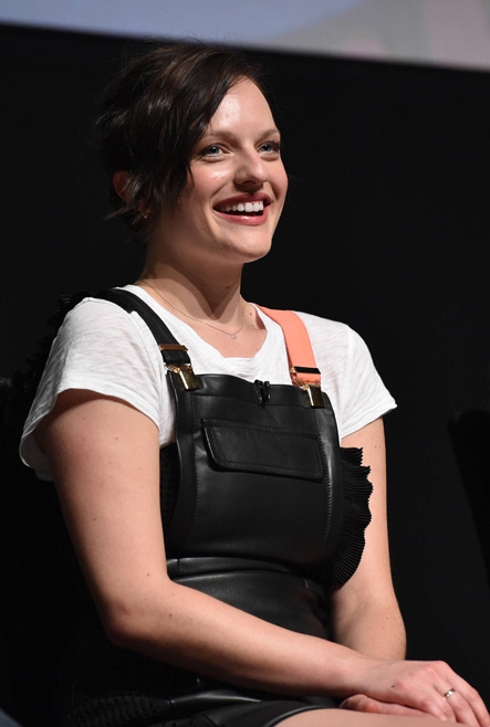 Elisabeth Moss (Peggy Olson) from Mad Men
