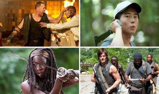 How Well Do You Know the Weapons of <em>The Walking Dead</em>? Find Out With These Quizzes