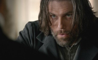 Hell on Wheels 401 - AnHell on Wheels - Look at Season 4 - Anson Mount (Cullen Bohannon)son Mount (Cullen Bohannon)