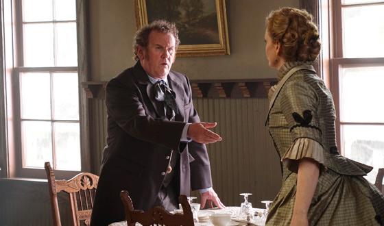 <em>TVLine</em> Showcases Season 4 Trailer; MacKenzie Porter Talks About Acting on <em>Hell on Wheels</em>