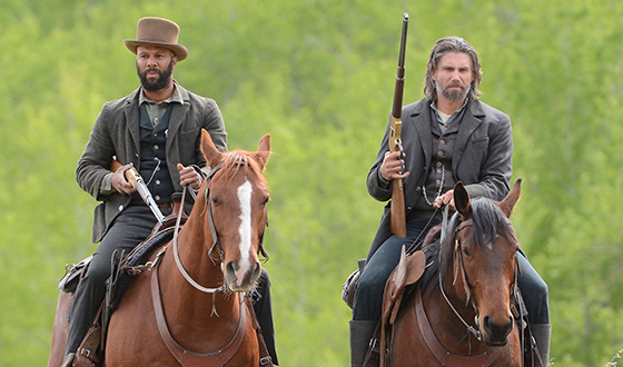 <em>Hell on Wheels</em> Marathon Begins This Friday Leading Into the Season 4 Premiere