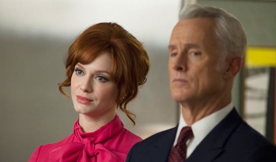 Jon Hamm, Christina Hendricks Talk Emmys; Robert Morse Discusses Cooper's Death