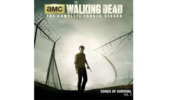 Pre-Order <em>The Walking Dead</em> Season 4 DVD Set Through Walmart to Receive an Exclusive Soundtrack
