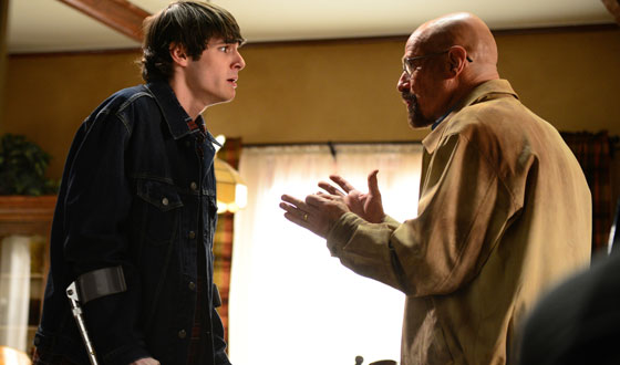 <em>Breaking Bad</em> Binge &#8211; RJ Mitte on Five of His Favorite Walt Jr. Scenes