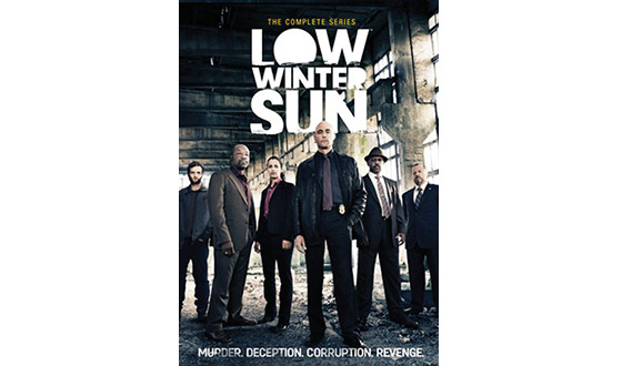 <em>Low Winter Sun: The Complete Series</em> Now Available on DVD