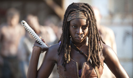 <em>Moviepilot</em> Applauds Michonne; Steven Yeun Wins <em>Drunk History</em> Kudos