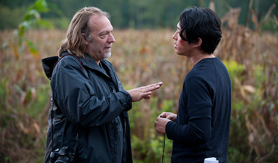 <em>Dead</em> Appears on <em>EW</em> Cover; Greg Nicotero Teases Season 5