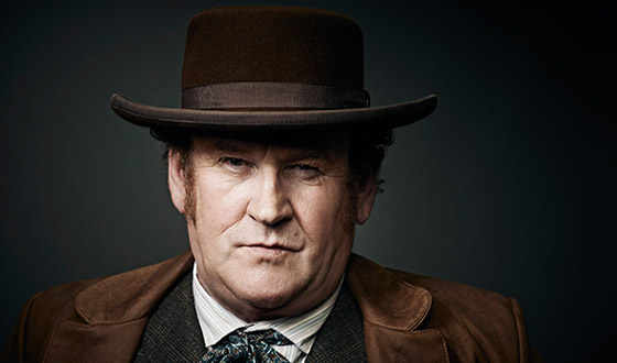 <em>Hell on Wheels</em> Q&#038;A – Colm Meaney (Thomas Durant)