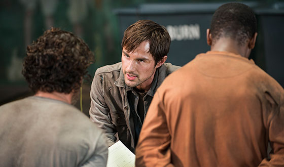 <em>EW</em> Learns Embarrassing <em>Dead</em> Secrets; Gale Anne Hurd Teases Season 5 to <em>Us</em>