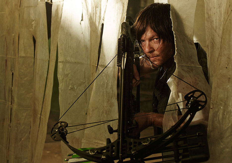 The Walking Dead 5. Sezon - Daryl Reedus